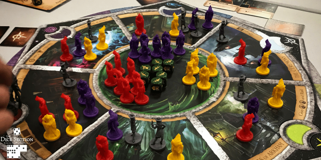'Fate of the Elder Gods' Review: The Dice Section