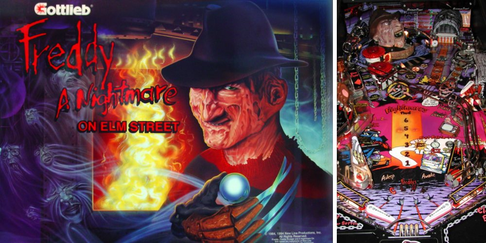 Ranking 11 Of The Best Horror Themed Pinball Machines Of