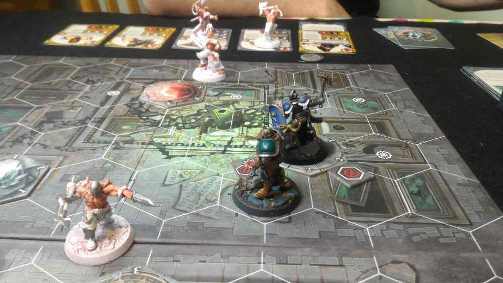 Shadespire Game