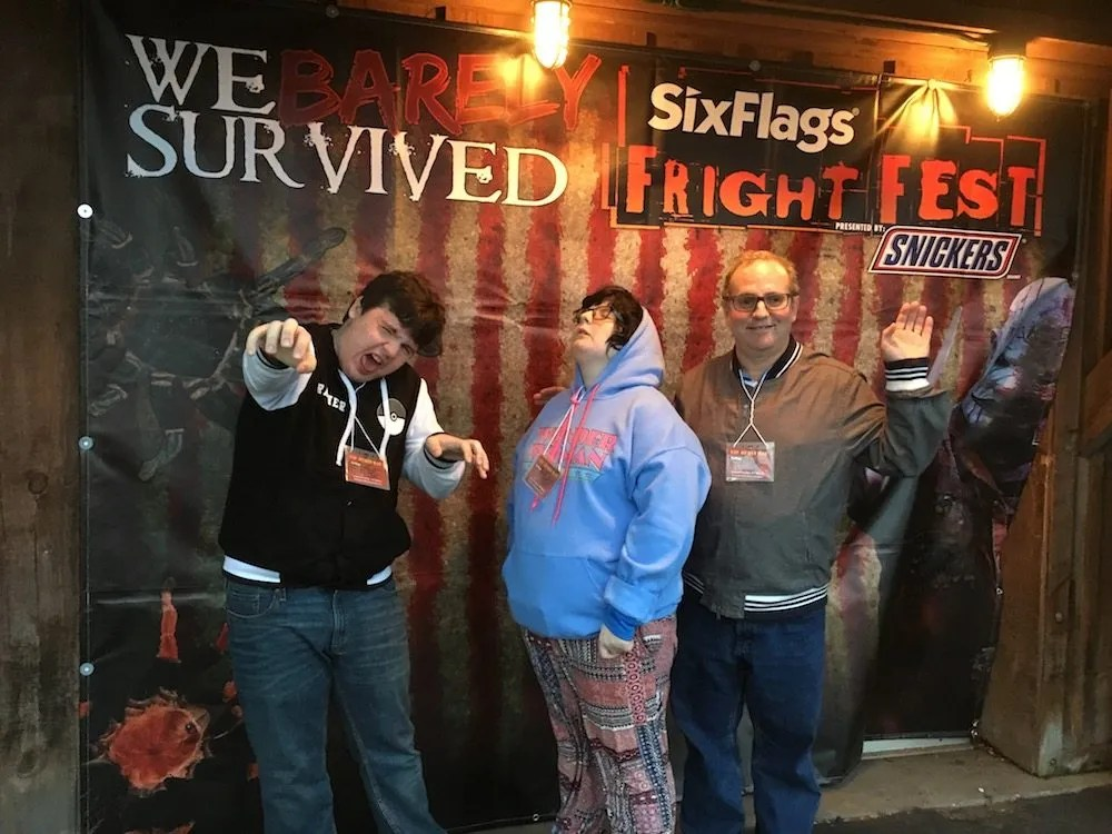 Six Flags New England Fright Fest