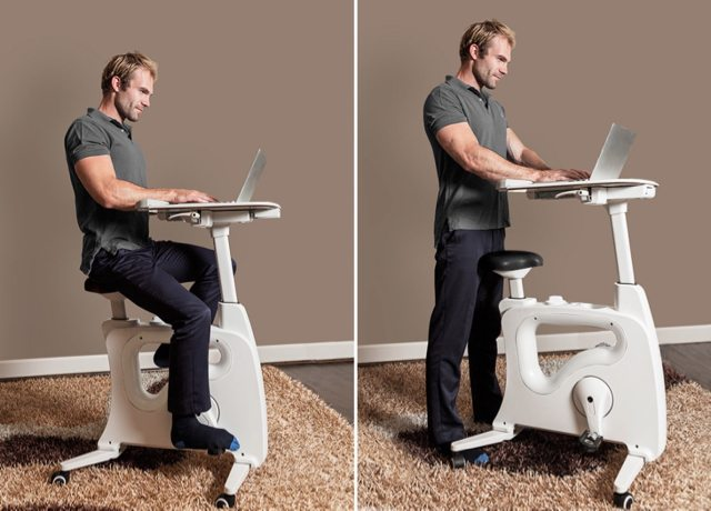 cycle while you work
