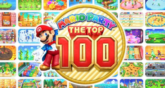 Mario Party The Top 100 for 2DS/3DS