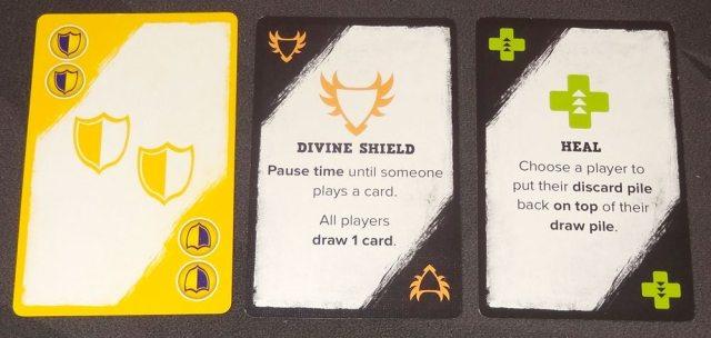 5-Minute Dungeon yellow