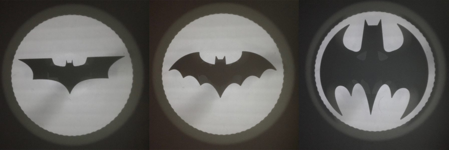 Bat Symbols Image: Dakster Sullivan
