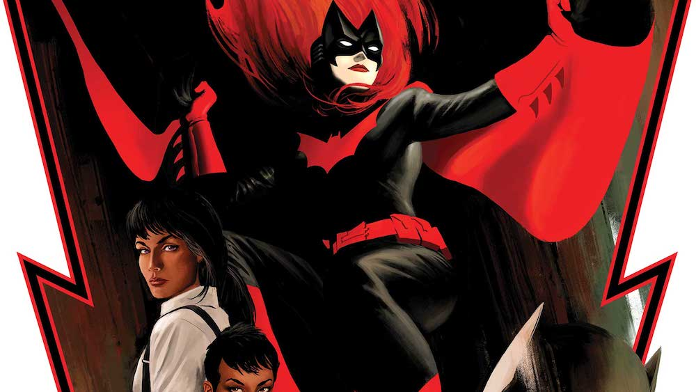 DC Comics Review: Batwoman #9: Overcoming Fear