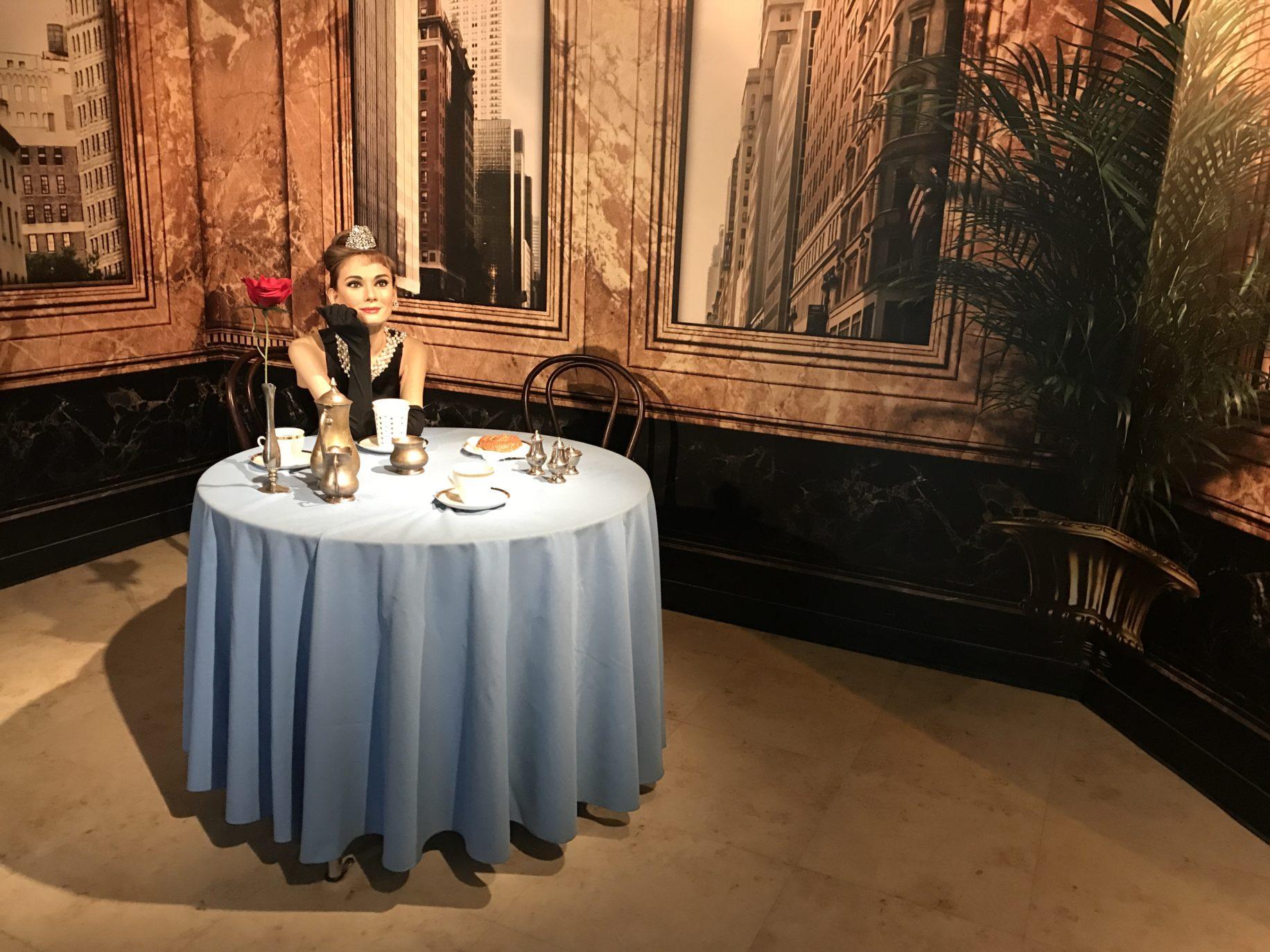 Breakfast at Tiffany's Anyone?  Image: Dakster Sullivan