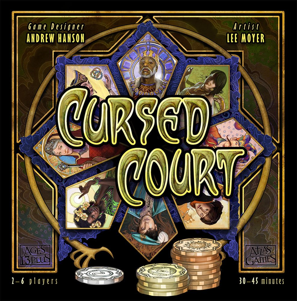 Cursed Court cover