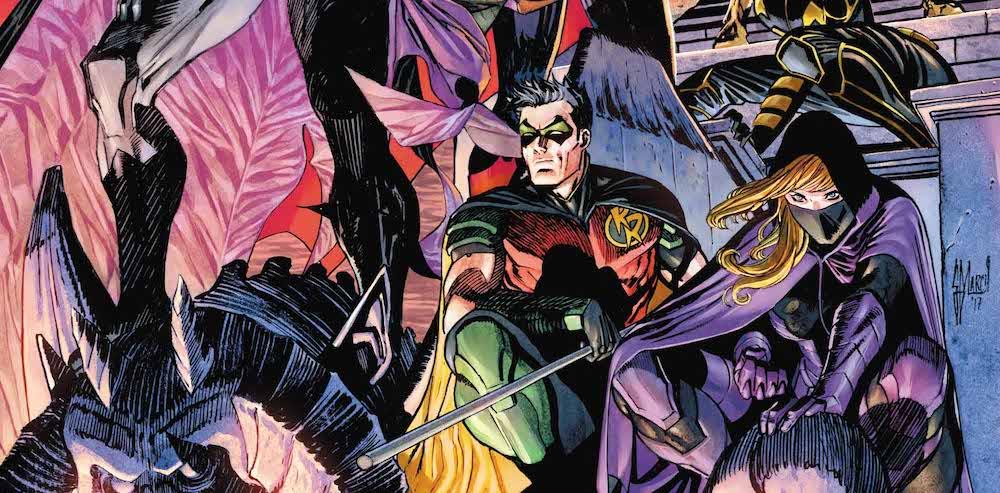 DC Comics Reviews – Batman: Detective Comics #969: Tim & Steph Reunion