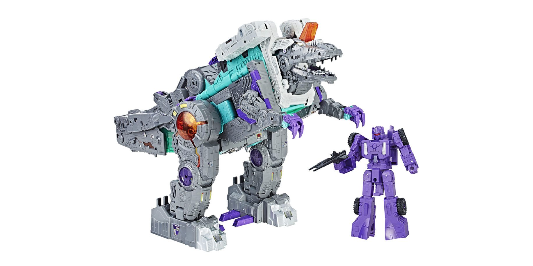 Trypticon – Great For Collectors. Not So Great For Kids.