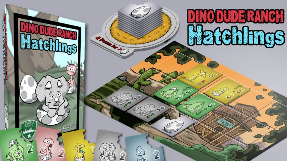 Dino Dude Ranch: Hatchlings