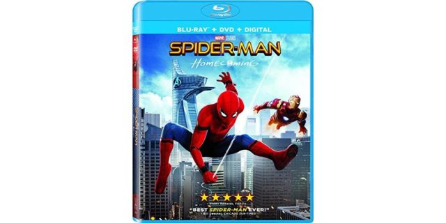 'Spider-Man Homecoming'