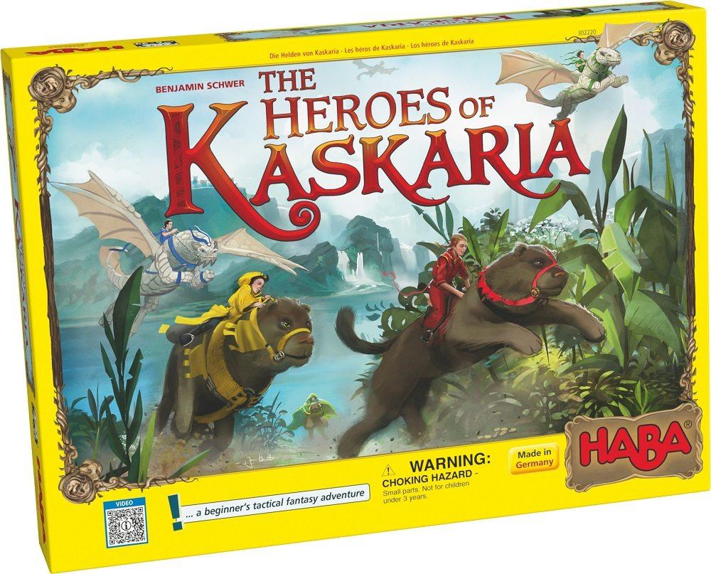 Heroes of Kaskaria