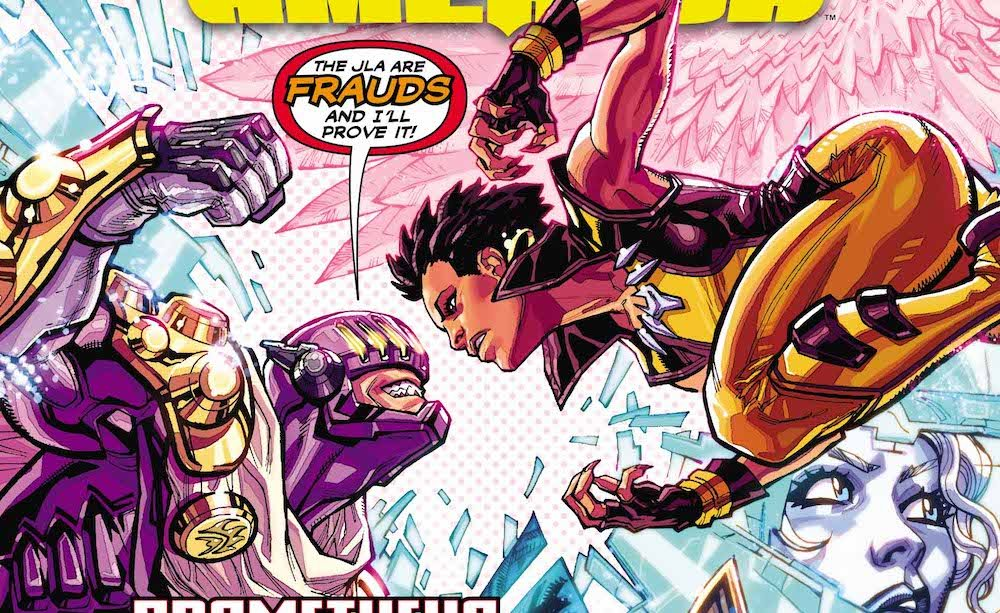 DC Comics Reviews – Justice League of America #19: Prometheus Is Winning