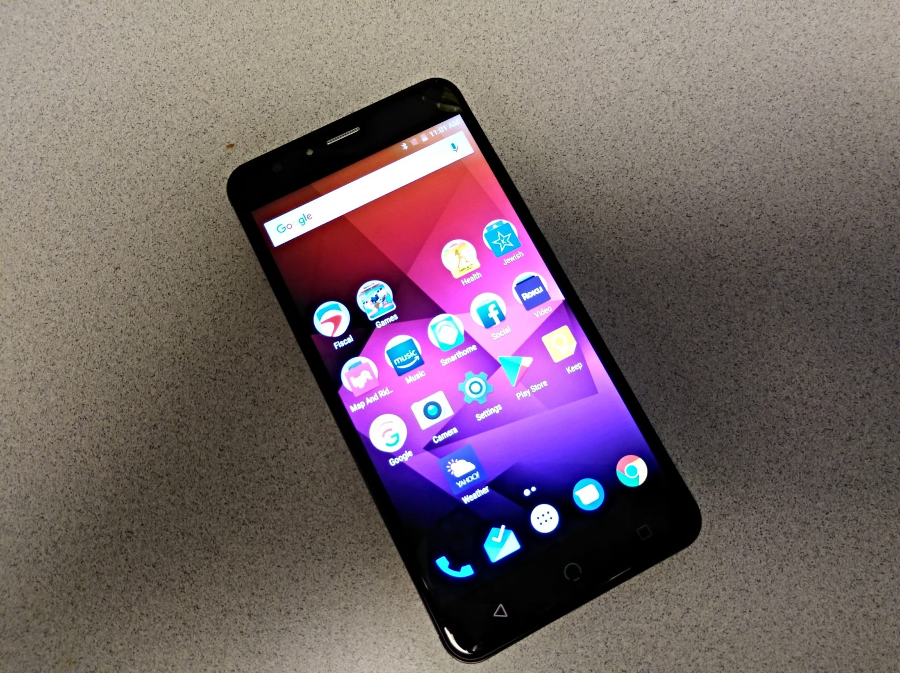 Review: Something New – The Nuu X5