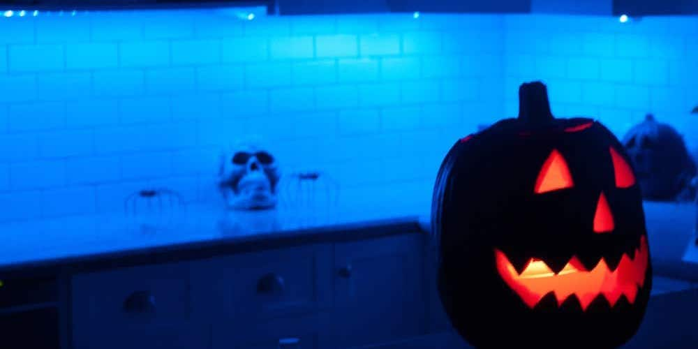 Home Takes on a Spooky (Philips) Hue