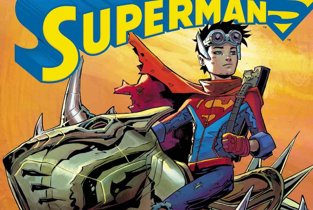 DC Comics Reviews: 'Superman' #35: The Apokolips Cavalry