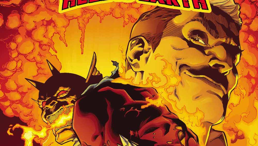 DC Comics Reviews: 'The Demon: Hell Is Earth' #1 (Advance Review)
