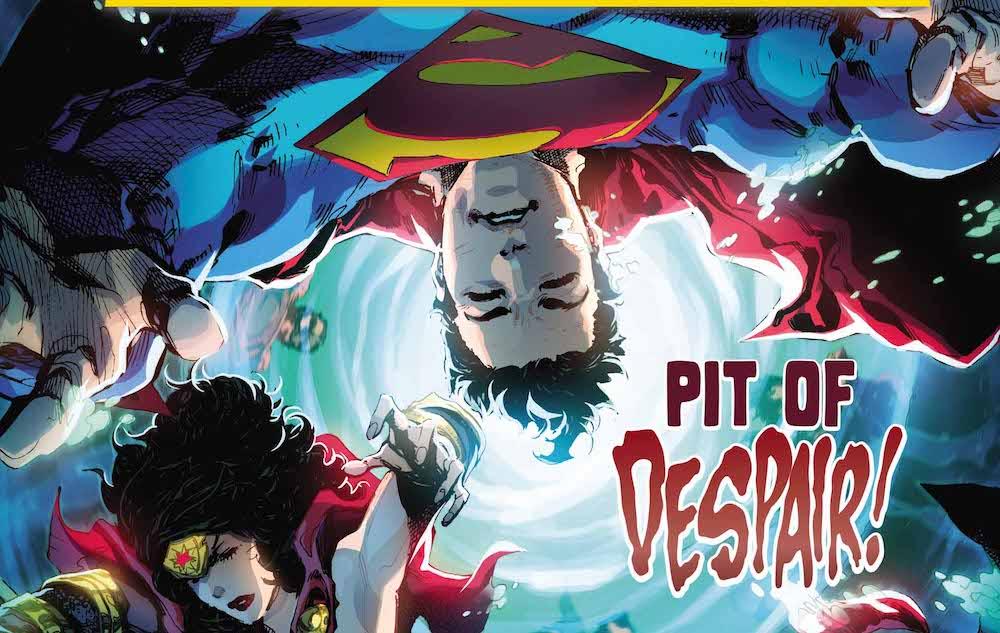 DC Comics Reviews: 'Trinity #15': Bye-Bye Circe