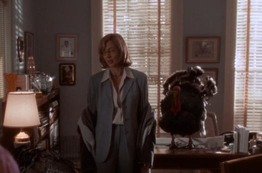 C.J. Cregg Thanksgiving Turkey