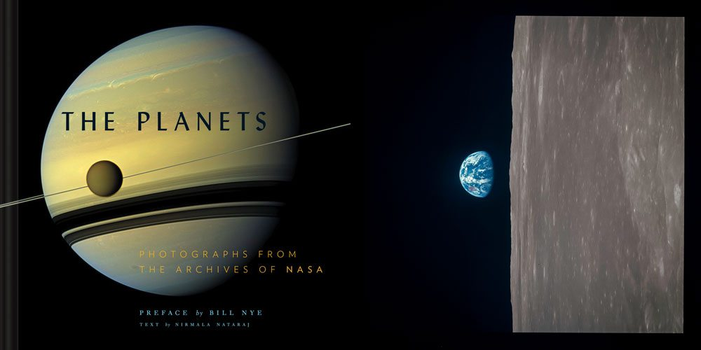 Win a copy of 'The Planets' With Bill Nye's Autograph