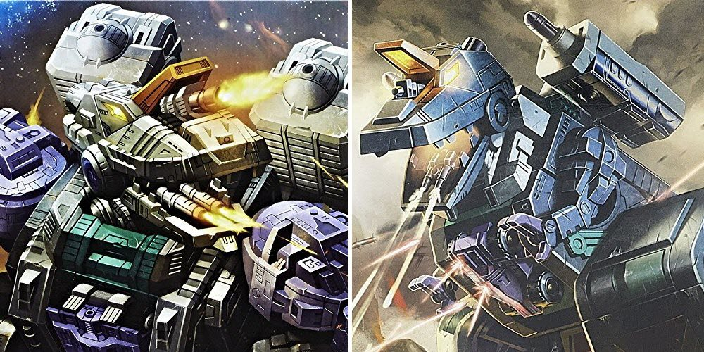 Transformers Titans Return Trypticon vs. G1 Trypticon – A Classic Toy Perfectly Reimagined