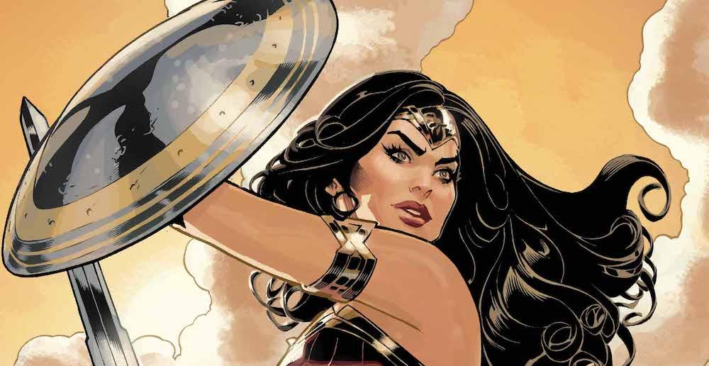 DC Comics Reviews – Wonder Woman #35: Whiny Bro