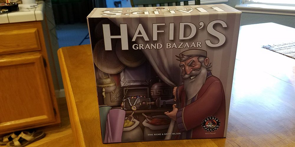 Trade Your Way to Wealth and Fame in 'Hafid's Grand Bazaar'