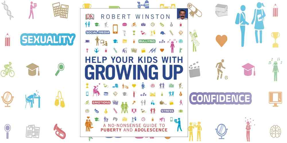 "Word Wednesday: ""Puberty"" – 'How to Help Your Kids With Growing Up'"