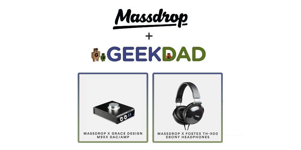 Massdrop x GeekDad Audiophile Giveaway!
