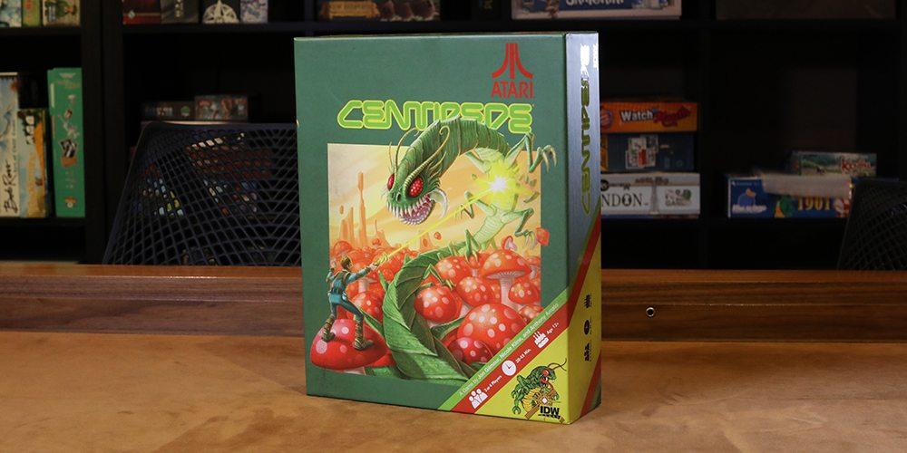 'Atari: Centipede' Brings Arcade Thrills to the Tabletop