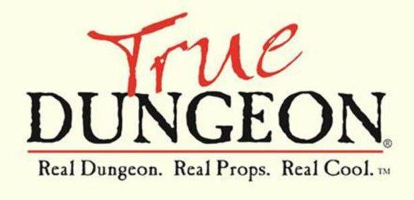 True Dungeon Logo Origins 2018