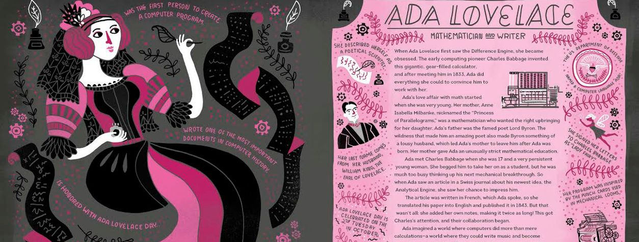 Rachel Ignotofsky on Celebrating Overlooked Women in Science