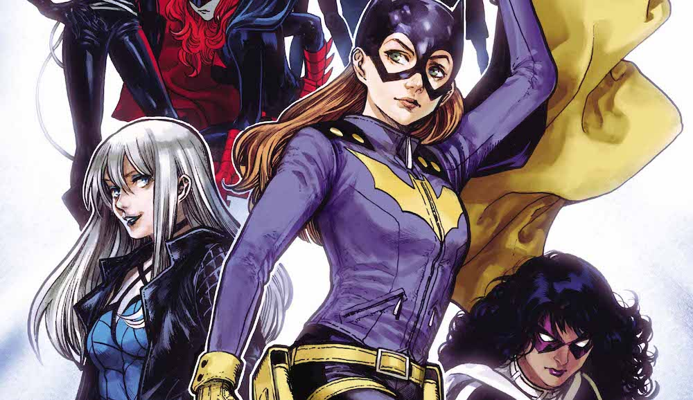 Batgirl and the Birds of Prey 17