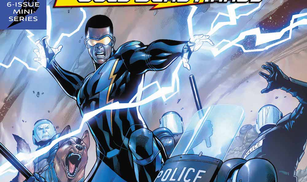 Review – Black Lightning: Cold Dead Hands #2: Caught Between Sides