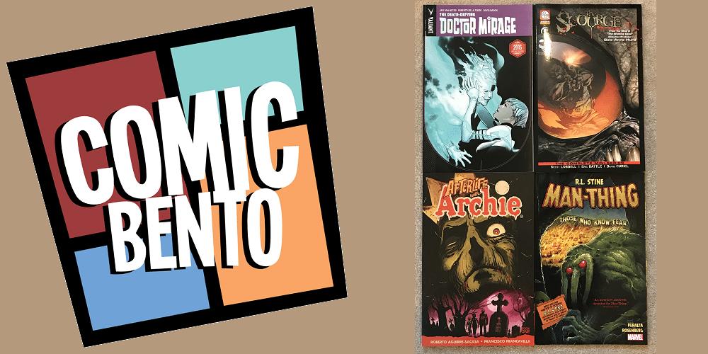 A Peek Inside Comic Bento's Monthly Subscription Box
