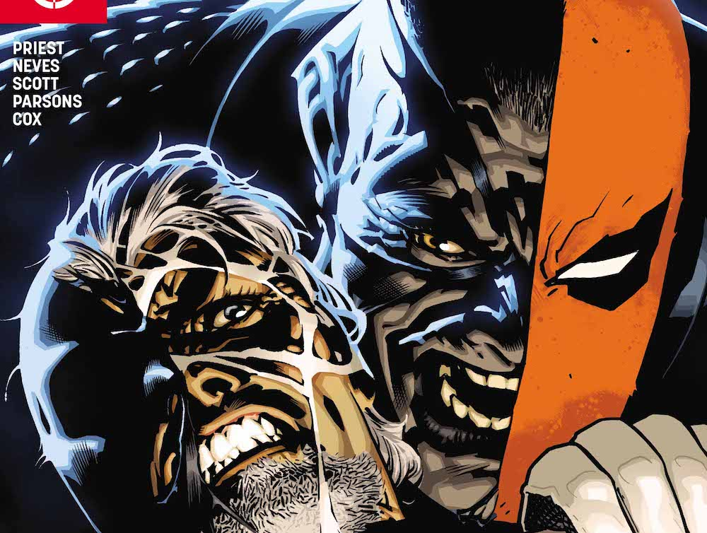 Review – Deathstroke #26: Repent Those Sins