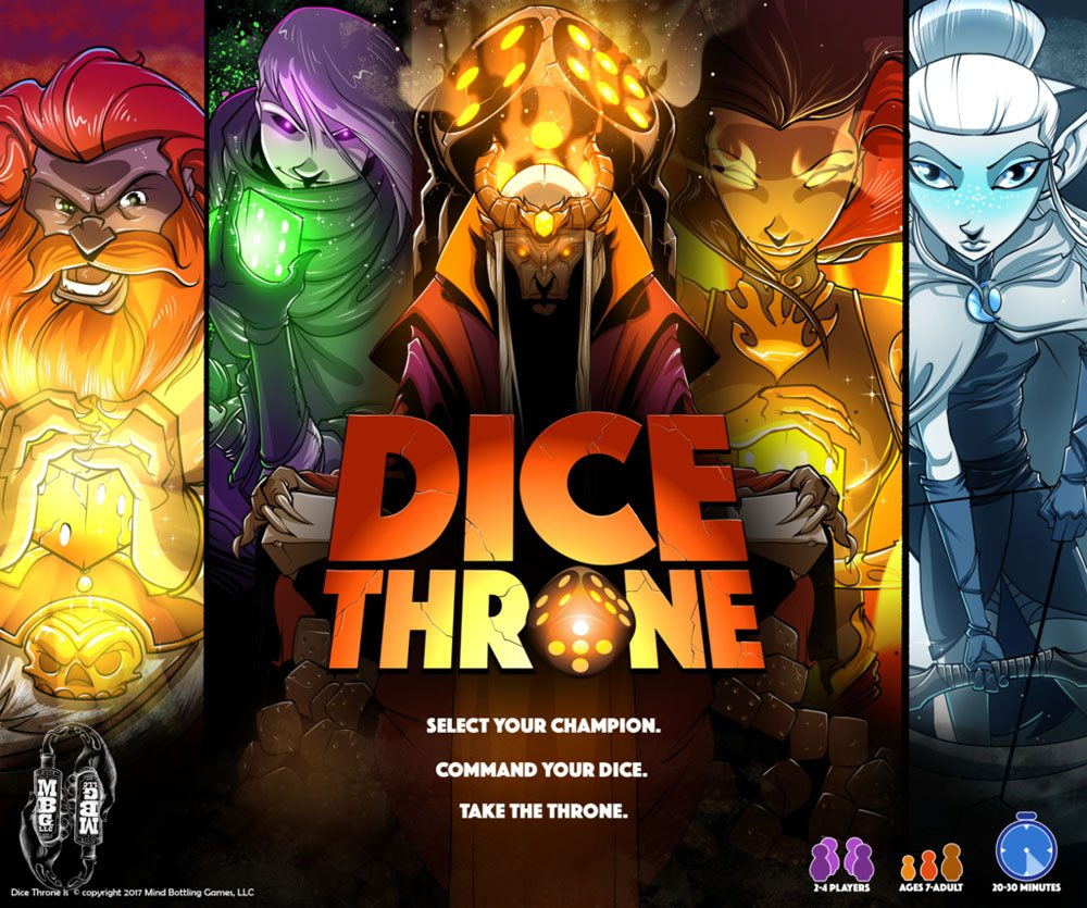 Dice Throne cover