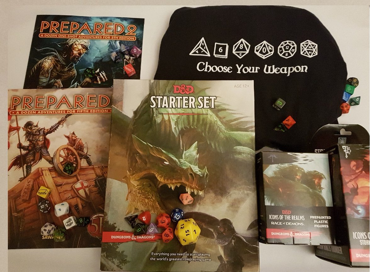 D&D Gifts: 10 Great Gift Ideas for Players and DMs