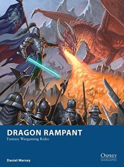 DragonRampant Cover