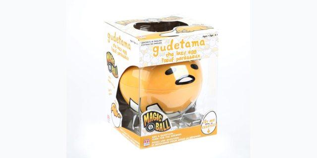 Gudetama 8 Ball  Image: Sanrio