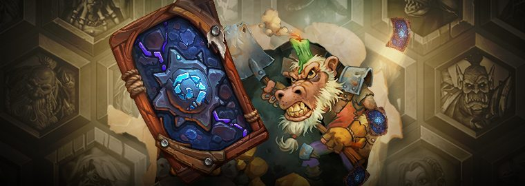 Hearthstone Kobolds & Catacombs Splash