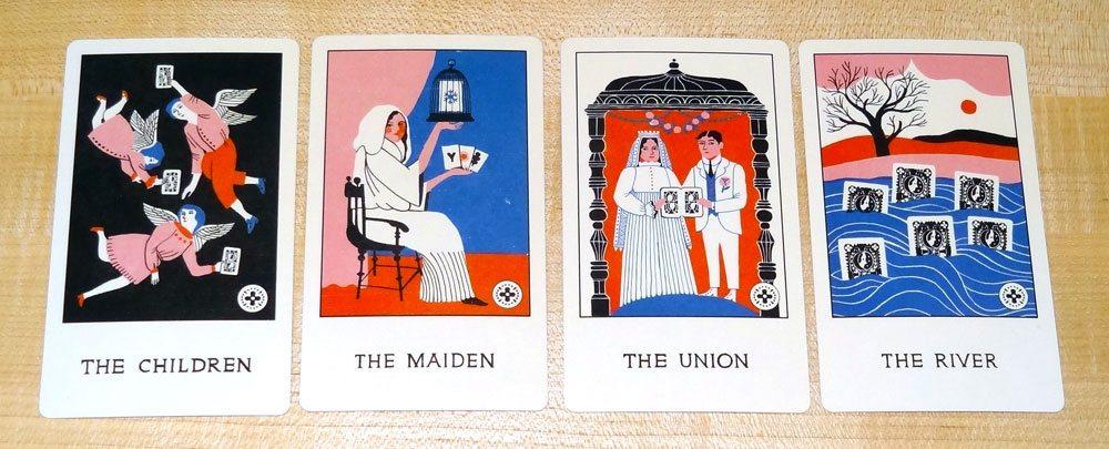 Illimat Luminary cards
