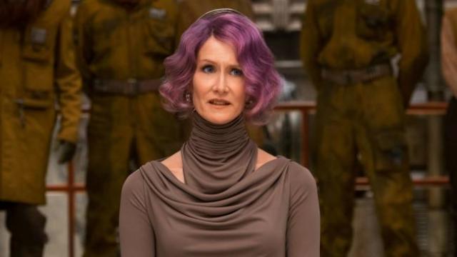 Age Representation in The LAst Jedi