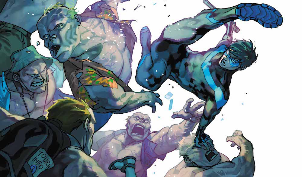 Review – Nightwing #34: Raptor Hunts From Above