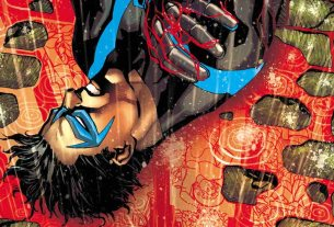 Nightwing #36 cover