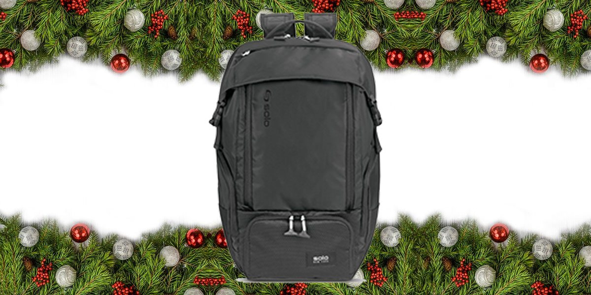 Solo New York Elite Backpack Image: Solo