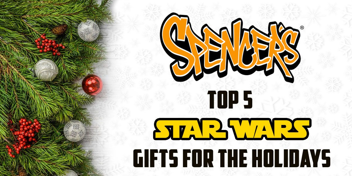 5 Things to Get Your 'Star Wars' Fan from Spencer's This Season