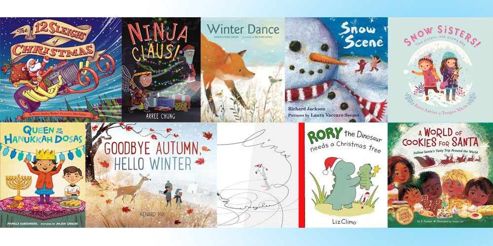 Stack Overflow: 10 Picture Books for Winter