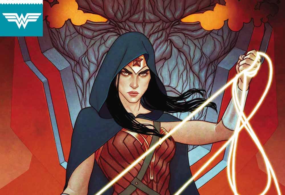 Wonder Woman 36 variant cover 2017