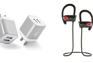 Geek Daily Deals 010218 wall chargers bluetooth earphones